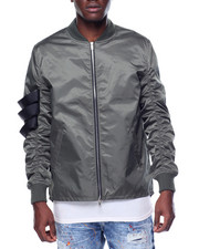 Light Jackets - MARKSMAN BOMBER JACKET