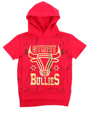 Sizes 4-7x - Kids - FOIL STREET BULLIES S/S HOODY (4-7)