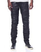 Space Wash Moto Denim Jeans