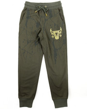 Bottoms - FOIL STREET BULLIES JOGGER (8-20)