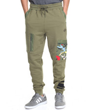 Parish - Camo Sweatpant
