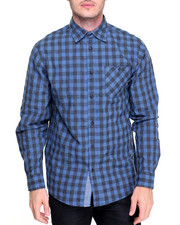 Men - Buffalo Check Buttondown