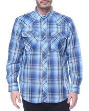 Men - Plaid L/S Button-Down