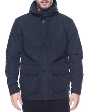Men - Ben Sherman Hooded Midweight Jacket