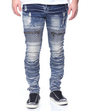 Buyers Picks - 3D Knee Detail Moto Jean