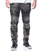 Volcano Rinse Moto Jean