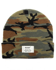Buyers Picks - CAMO BEANIE