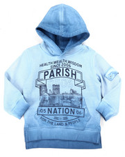 Boys - FADED HOODY (2T-4T)