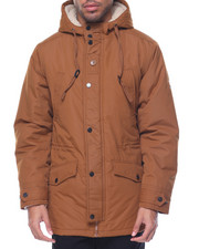 Light Jackets - Ben Sherman Sherpa - Lined Parka