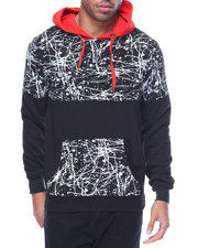 Buyers Picks - Splatter Pullover Hoodie