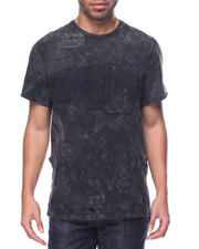 Men - Acid Wash T-Shirt