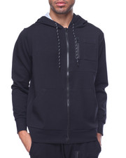 Men - Block Flight Hoody