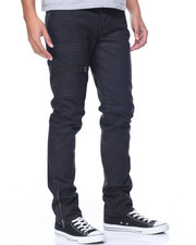 Men - Buckle Denim Jean