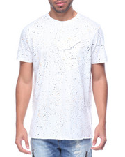 Men - Paint Splatter T-Shirt