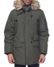 Heavy Coats - Ben Sherman Paratrooper Hooded Parka