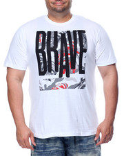 Men - Brave Rhinestone T-Shirt (B&T)