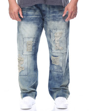 Enyce - Enyce Distressed Denim Jeans (B&T)