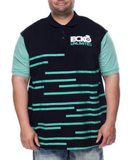 Ecko - Pinpoint Polo (B&T)