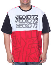 Ecko - Breezy Crew T-Shirt (B&T)