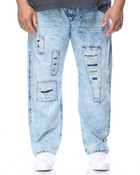 Enyce Distressed Denim Jeans (B&T)