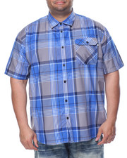 Men - Oswego S/S Button-Down (B&T)