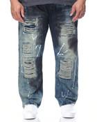 Enyce Distressed Denim Jeans (B&T)
