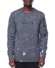 Buyers Picks - Fistail Splatter Crewneck