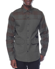 Crooks & Castles - Parker L/S Button-Down