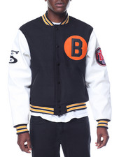 Men - BALTIMORE BLACK SOX VARSITY JACKET