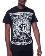 Men - Last Kings Medusa S/S Tee