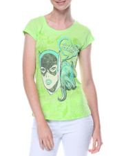 Graphix Gallery - Bat Girl Tee