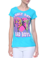Graphix Gallery - I Only Date Bad Boys Tee