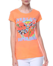 Graphix Gallery - Every Girl Superhero Tee