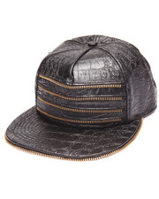 Buyers Picks - Faux Croc Snapback Hat
