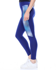 DRJ Performance Shoppe - Abstract Print Sides Active Legging