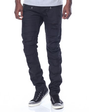 Buyers Picks - Black Wax Moto Distressed Jean