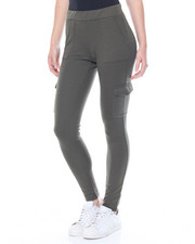 Bottoms - Cargo Legging