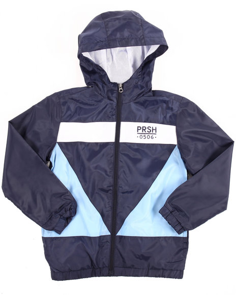 Parish - FADED HOODED WINDBREAKER (8-20)