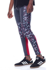Men - Lights Out Printed Tech Compression Tights