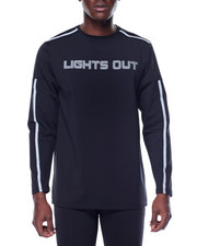 Shirts - Lights Out Signature L/S Tech Top