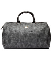 Men - TUMBLED VEGAN LEATHER DUFFEL BAG