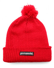 Men - Pyramid Logo Skully