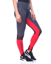 Bottoms - Lights Out Double Contrasting Performance Leggings