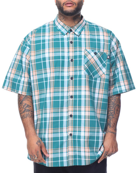 Ecko - Return Trip S/S Button-Down (B&T)