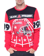 Sweatshirts & Sweaters - B P Football Crewneck Sweatshirt