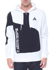 Men - Location 1/4 Zip Hoodie
