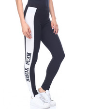 Bottoms - Colorblock Screen Legging