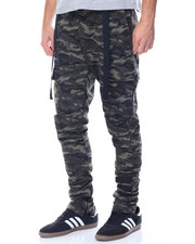 Buyers Picks - Anarchy French Terry Cargo Joggers