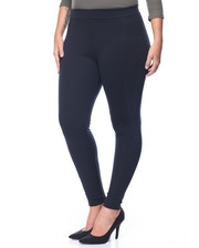 Fashion Lab - Texture Mix Legging (plus)
