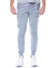 Buyers Picks - Nylon - Trim Fleece Joggers